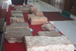 Khẳng định giá trị khảo cổ học tại Khu di tích Lăng miếu Triệu Tường