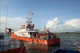 Khẩn cấp điều động tàu đi cứu nạn xuyên đêm trên biển Vũng Tàu