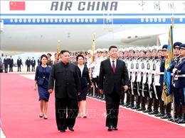 Trung-Hàn nhất trí phối hợp trong vấn đề Triều Tiên