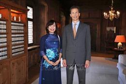 Hoàng thân Công quốc Liechtenstein đánh giá cao vai trò của Việt Nam trên thế giới