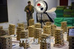 Paraguay thu giữ 6 tấn cần sa vận chuyển sang Brazil