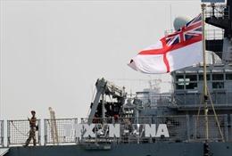 Anh tập trận hải quân quy mô lớn nhất tại Baltic trong vòng hơn 100 năm