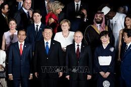 Lãnh đạo Canada và Trung Quốc thảo luận 'hiệu quả' bên lề Hội nghị G20