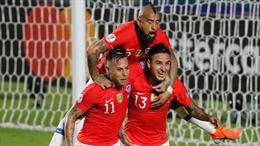 Thắng luân lưu, Chile tiếp tục hành trình bảo vệ ngôi vương