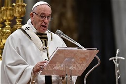 Giáo hoàng Francis ca ngợi nỗ lực kiến tạo hòa bình của hai nhà lãnh đạo Mỹ - Triều