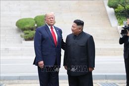 Tổng thống Mỹ sẵn sàng mời nhà lãnh đạo Triều Tiên thăm Nhà Trắng