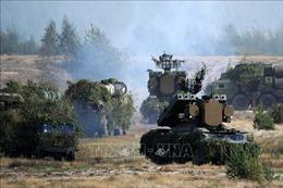 Các hệ thống S-300 của Syria đã đi vào hoạt động