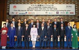 Thủ tướng Nguyễn Xuân Phúc chủ trì Hội nghị Xúc tiến đầu tư Việt Nam - Nhật Bản