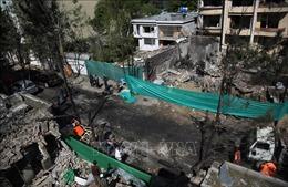 Trên 100 người thương vong trong vụ đánh bom tại Afghanistan