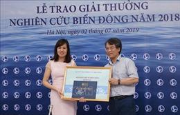 TTXVN có 2 tác phẩm đoạt Giải thưởng Báo chí xuất sắc về Biển Đông