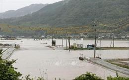 Nhật Bản sơ tán khẩn cấp gần 600.000 người dân do mưa lớn