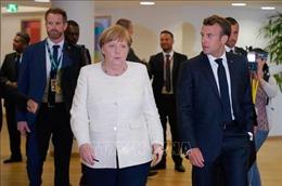 Đức ủng hộ lập trường của Pháp về cải cách EU