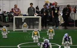 Giải đấu bóng đá người máy lớn nhất hành tinh - RoboCup 2019