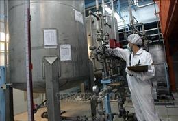 Iran tiếp tục nâng mức làm giàu uranium: Động thái nguy hiểm?