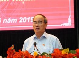 Khai mạc Hội nghị Thành ủy TP Hồ Chí Minh lần thứ 30, khóa X
