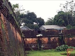 Thừa Thiên - Huế thực hiện di dời các hộ dân ở thượng thành di tích Huế