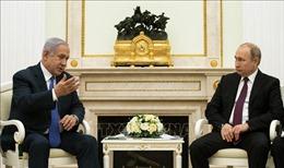 Israel và Nga thảo luận về tình hình Syria, Iran