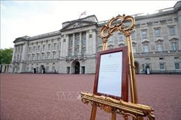 Táo tợn xâm nhập Cung điện Buckingham lúc nửa đêm