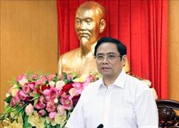 Đoàn công tác Trung ương thăm, tặng quà gia đình chính sách tại Quảng Ninh