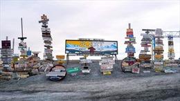 Vùng cực Bắc lạnh lẽo nhất Trái Đất ghi nhận mức nhiệt kỷ lục