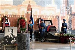Vĩnh biệt hai người bạn Nga dành cả cuộc đời vun đắp cho quan hệ Nga - Việt