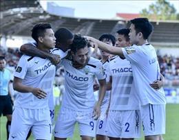 V.League 2019: Hoàng Anh Gia Lai giành chiến thắng 3 – 2 trước Sông Lam Nghệ An
