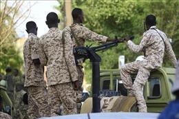 Bắt giữ một số sĩ quan cấp cao Sudan dính líu đến âm mưu đảo chính