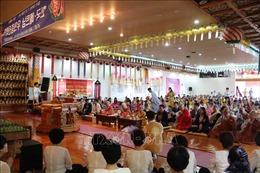 Cộng đồng người Việt ở Hàn Quốc tri ân báo hiếu tổ tiên, các anh hùng liệt sỹ