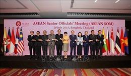 Việt Nam dự cuộc họp trù bị của ASEAN cho AMM-52 và các Hội nghị Bộ trưởng liên quan