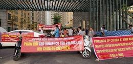 Văn hóa chung cư Hà Nội – Bài 2: Muôn kiểu tranh chấp