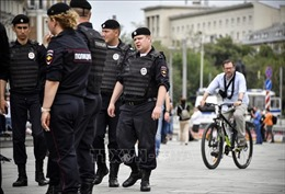 Nga đập tan âm mưu tấn công khủng bố của IS