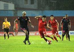 V.League 2019: Hải Phòng thua Sài Gòn FC với tỷ số 2-1