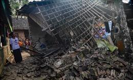 5 người chết trong trận động đất ở Banten Indonesia