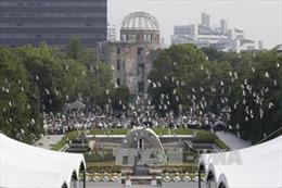 Nhật Bản đề cao những nỗ lực vì một thế giới không có vũ khí hạt nhân