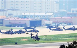 Triều Tiên lại cảnh báo Hàn Quốc 'sẽ trả giá đắt' vì tập trận với Mỹ