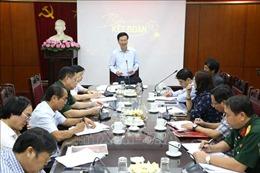 Chuẩn bị cầu truyền hình trực tiếp '50 năm thực hiện Di chúc của Chủ tịch Hồ Chí Minh'