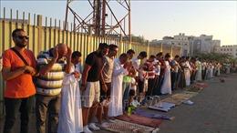 Người Ai Cập chào đón lễ Eid Al-Adha