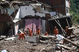 56 người Trung Quốc thiệt mạng, mất tích do bão Lekima