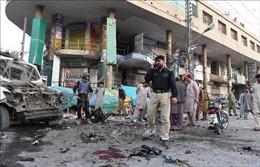 Nổ lớn sau buổi cầu nguyện, ít nhất 16 người thương vong tại Pakistan