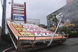Bão Krosa càn quét Nhật Bản làm 3 người thiệt mạng, hàng chục người bị thương
