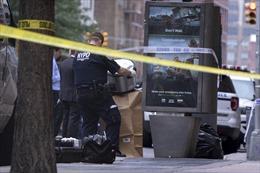 Cảnh sát Mỹ truy lùng chủ nhân gói đồ khả nghi ở ga tàu điện ngầm