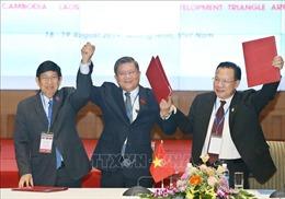 Thỏa thuận hợp tác Campuchia - Lào - Việt Nam trong khu vực Tam giác phát triển