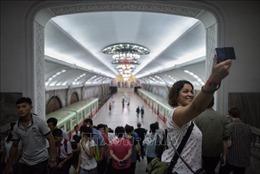 Triều Tiên thu hút khách du lịch châu Âu