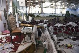 Afghanistan cam kết xóa số nơi trú ẩn của IS sau vụ đánh bom đám cưới ở Kabul