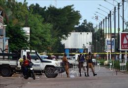 Đơn vị hiến binh bị tấn công, ít nhất 10 binh sĩ Burkina Faso thiệt mạng