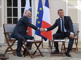 Gió đang đổi chiều trong quan hệ Nga - Pháp