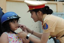 Tháng 9/2019, xử lý nghiêm các vi phạm giao thông liên quan đến trẻ em