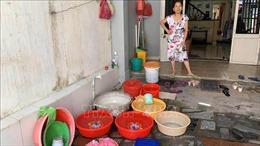 Thiếu nước nghiêm trọng, hàng nghìn hộ dân TP Đà Nẵng 'lao đao'