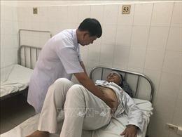 Điều trị thành công cho giáo viên người Nauy bị sỏi niệu quản, huyết áp cao