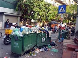 Quản lý chất thải rắn đô thị - Bài 2: Khối lượng chất thải không ngừng gia tăng